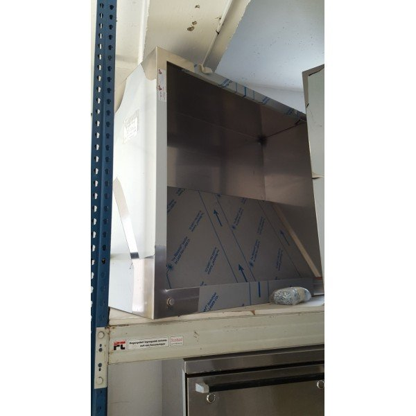 Silko Extractor - 121x110x45 cm Stainless steel extraction hood
