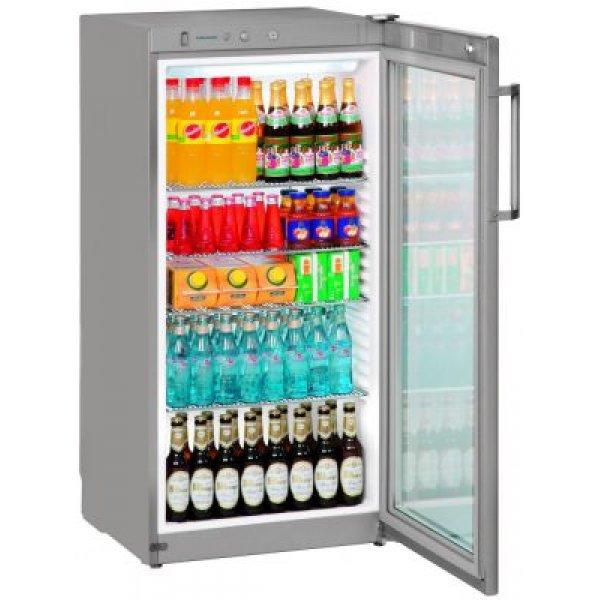 Liebherr FKVSL2613 Refrigerator with industrial glass door Glass door fridges