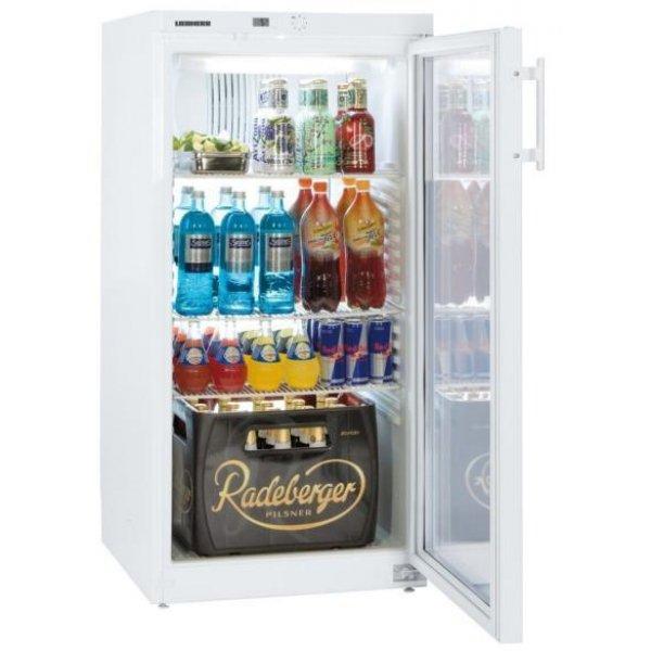 Liebherr FKV2643 Refrigerator with industrial glass door Glass door fridges