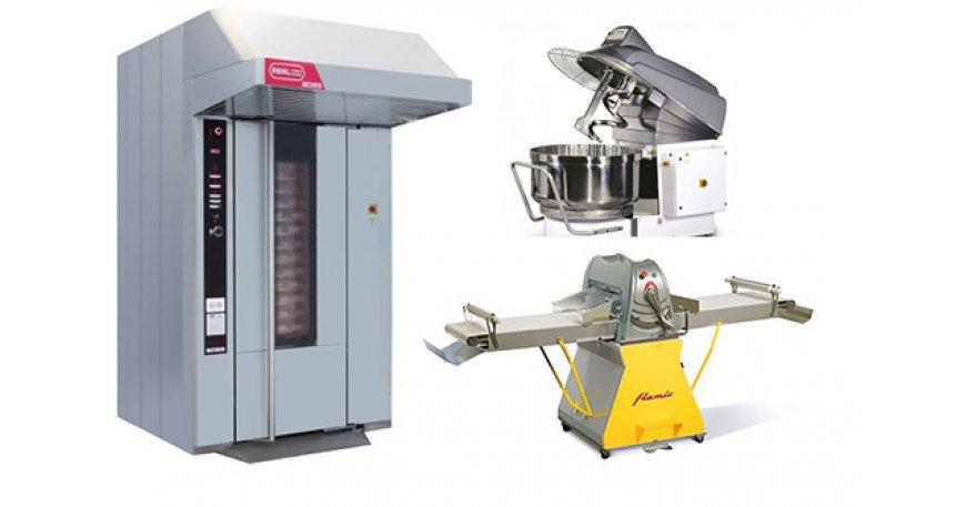 Bakery machinery / equipment