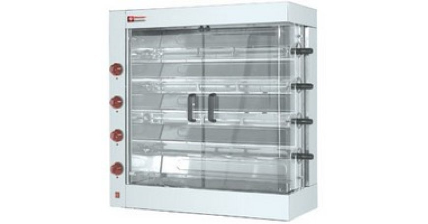 Barbecue chicken oven