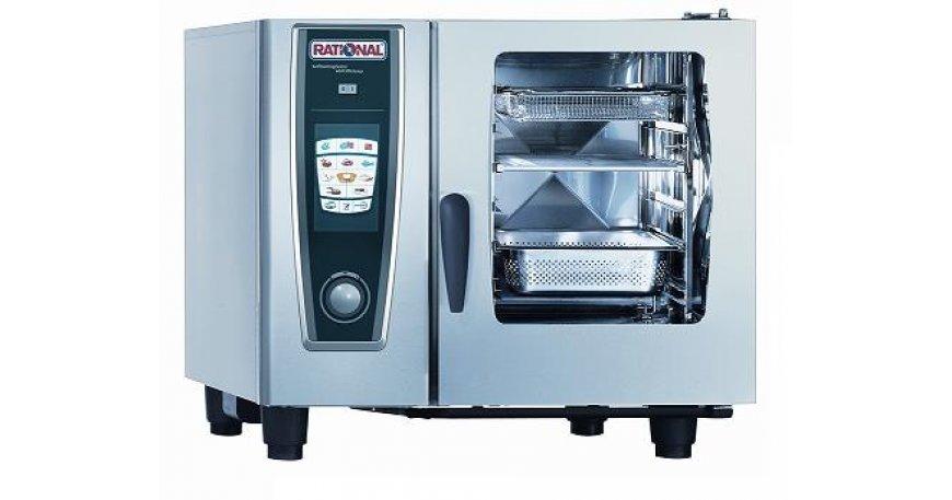 Combi streamer ovens