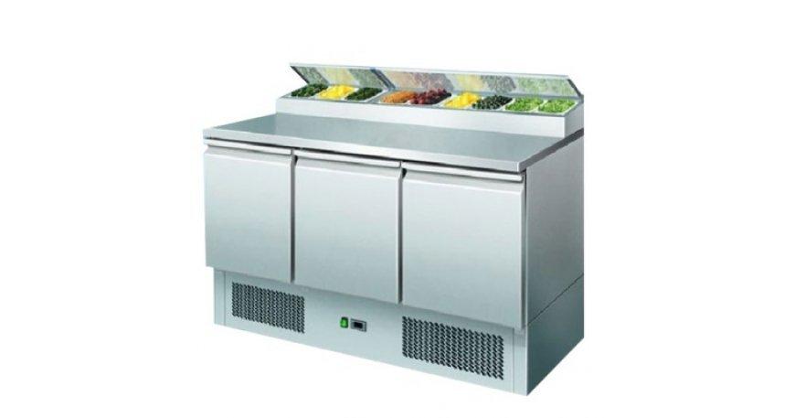 Salad refrigerator