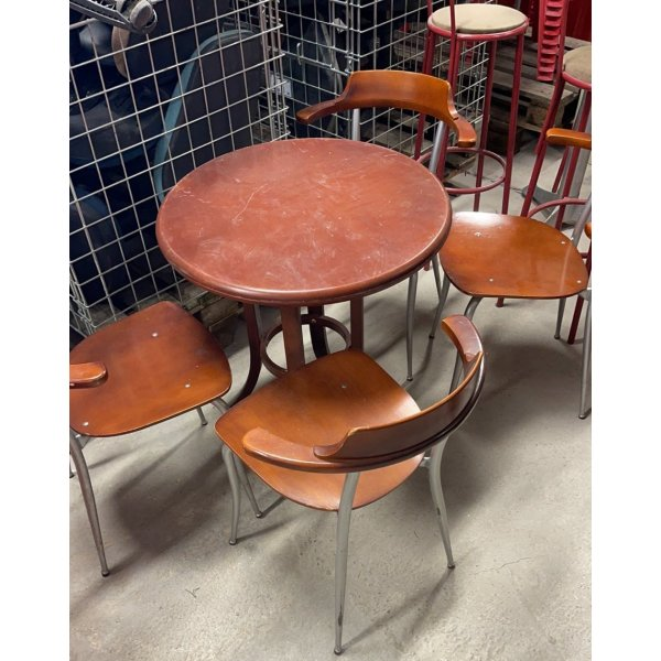 Presso tables - chairs (prices in the description!) Tables / Chairs (used)