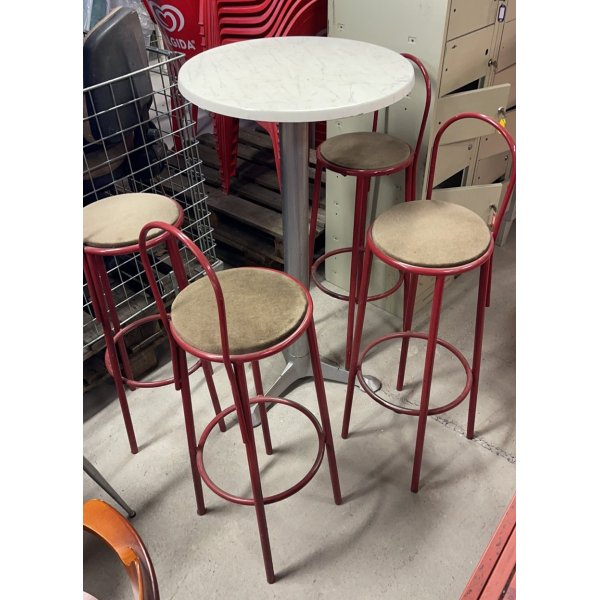 Press tables - chairs (prices in the description!) Tables / Chairs (used)