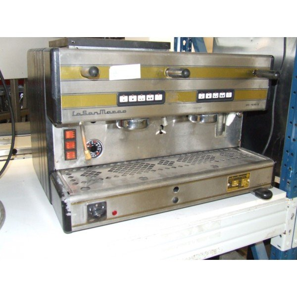 """LaSanMarco 85-15 M-2"" 2 arm coffee brewing Coffee makers"