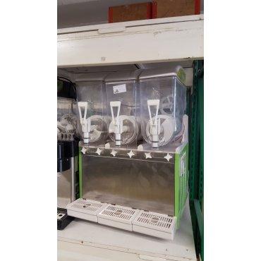 SPM ID3.3 b Snow Crystal, crushed ice machine, 3x12 liter Frozen drink machines / Crushed ice machines