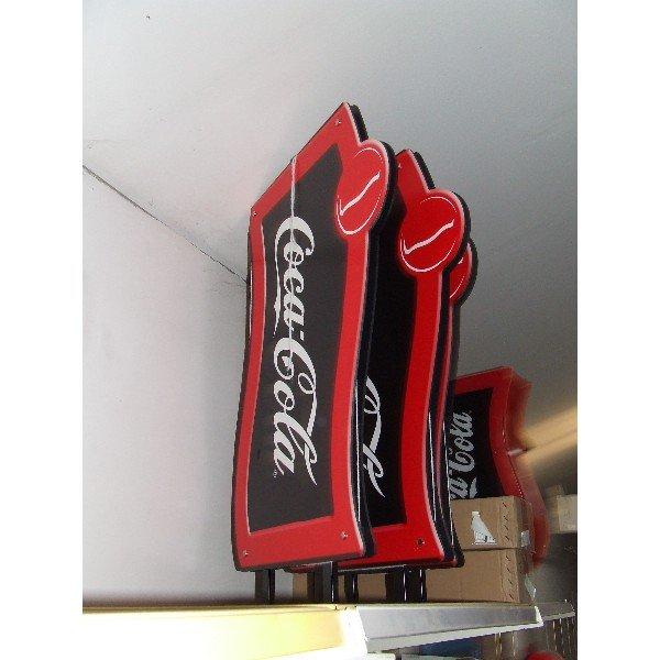 Coca Cola billboard Indoor  Advertising boards