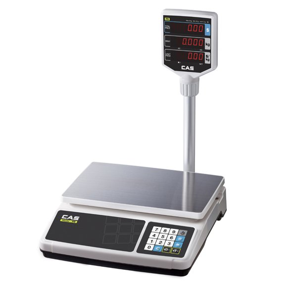 CAS PR 15 P, price computing scales Scales