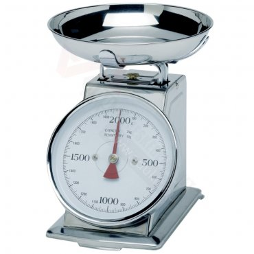 Classic kitchen scales - 2kg Scales