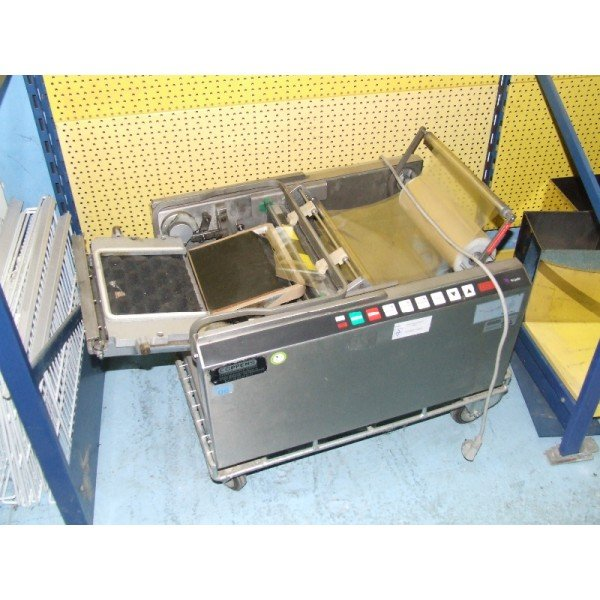 Coppens PMB Packaging Machine Wrapping machines