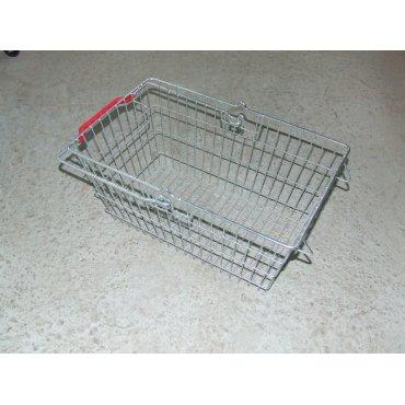 24 liter metal cart...