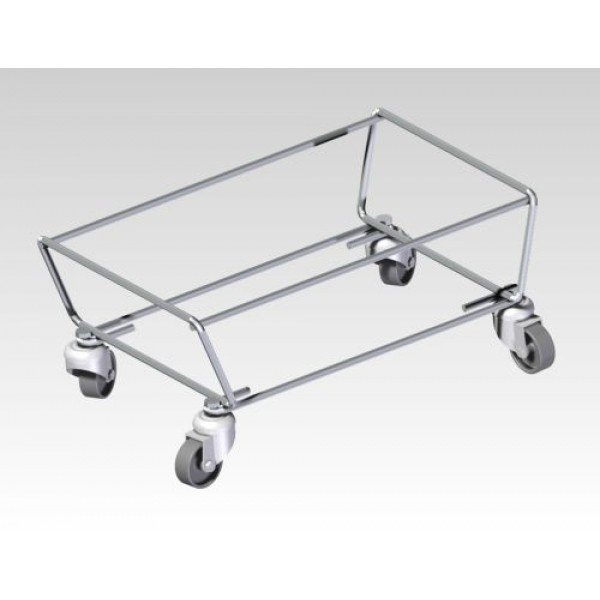 Handle-wheeled cart collector car Shopping carts / Baskets