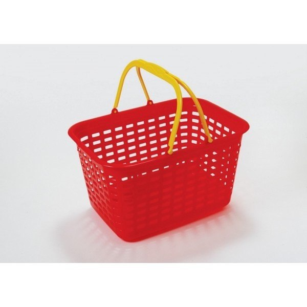 24 liter plastic basket with handle Shopping carts / Baskets