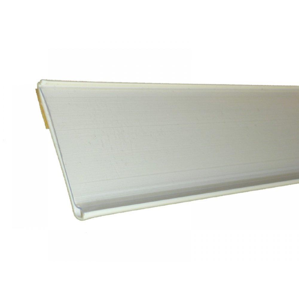 32 mm Plastic Adhesive Shelf Edging Price Tables / Price Labels