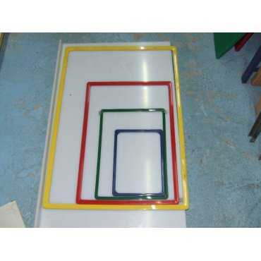 A1 poster frames in many different colors Price Tables / Price Labels