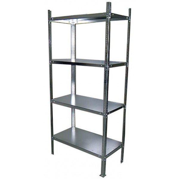 Screw Salgo shelf 90x30x200 cm Shelving systems