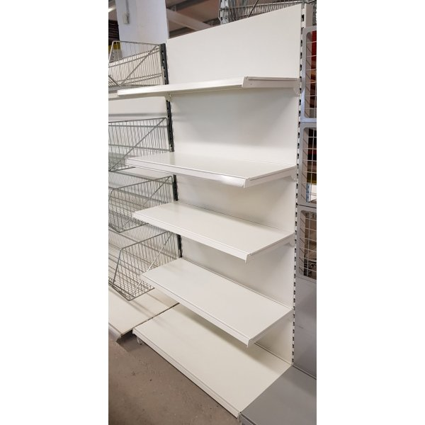 Tegometal wall shelf - 1 unit (MADOSAN) 1000 mm Shelving systems