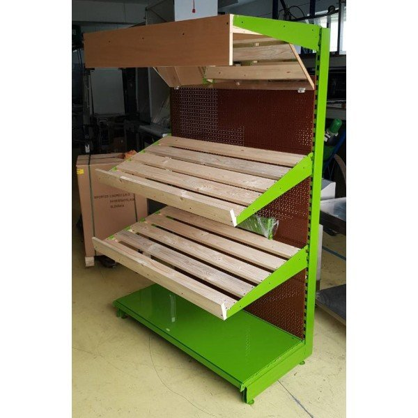 Tegometall vegetable stand Shelving systems