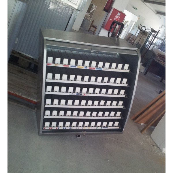 Cigarette stand Shelving systems