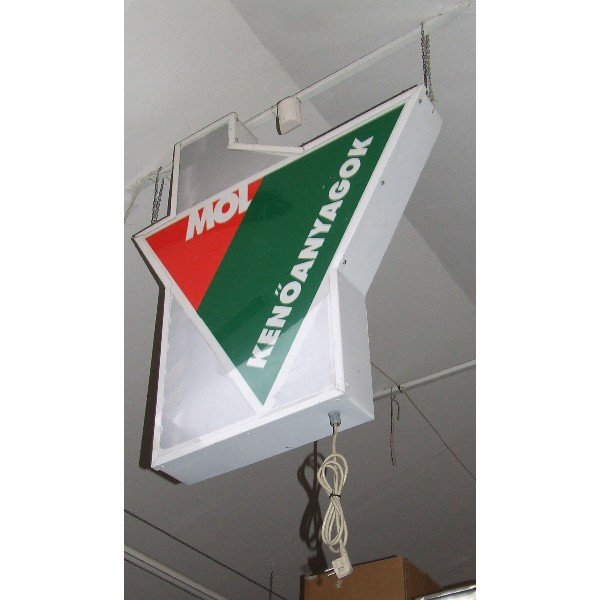 MOL led advertising board (A769)  Advertising boards