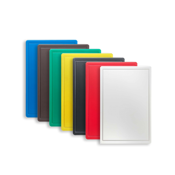 Plastic cutting board - 60x40x1.8 cm - Without ears  Providing and cutting boards