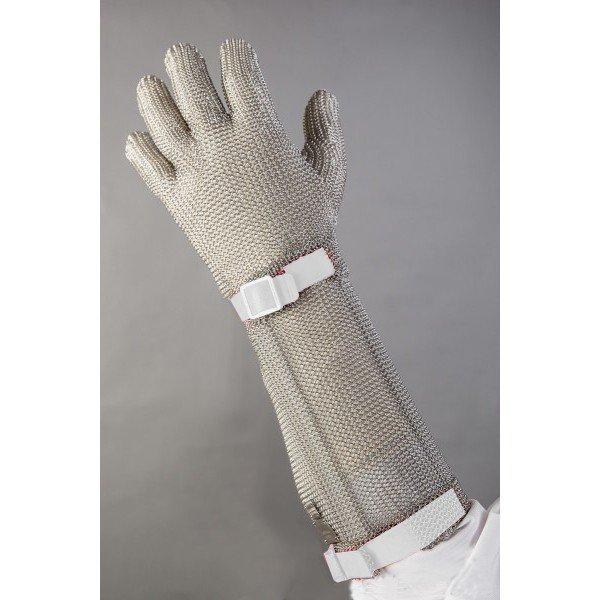 White Glove chain Alkarvédős  Chain Gloves / Aprons