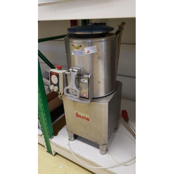 Sirman PP 15 - Potato Baking / Potato Grinder Potato peeler machines