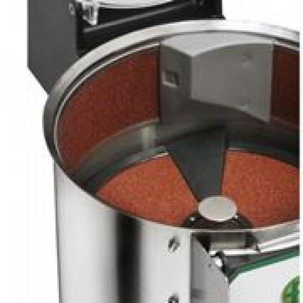 Side File Interface - Potato Cutter Potato peeler machines