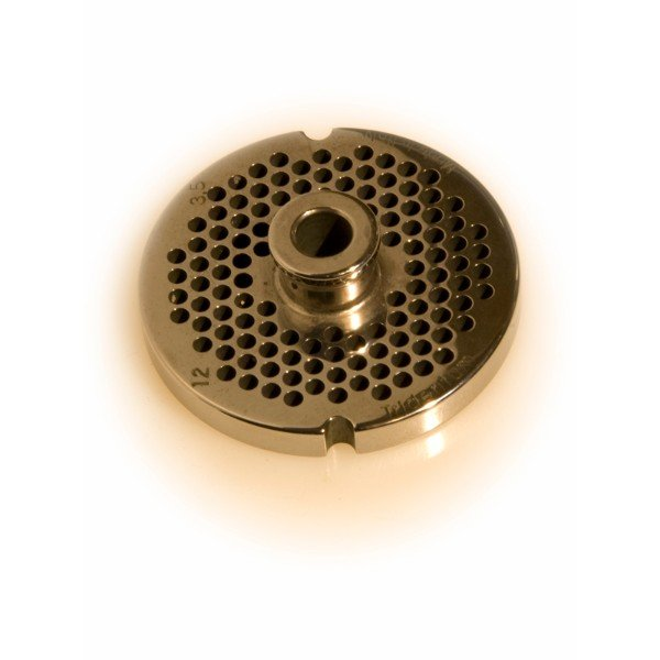12 by a meat grinder grinding wheel diameter of 3.5 mm Crushers
