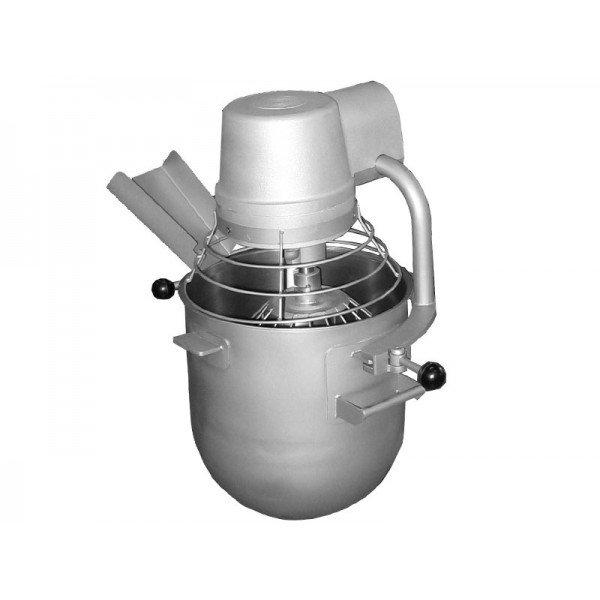 HD-16 Mortar, kneading, mixing auxiliary machine Universal kitchen machine