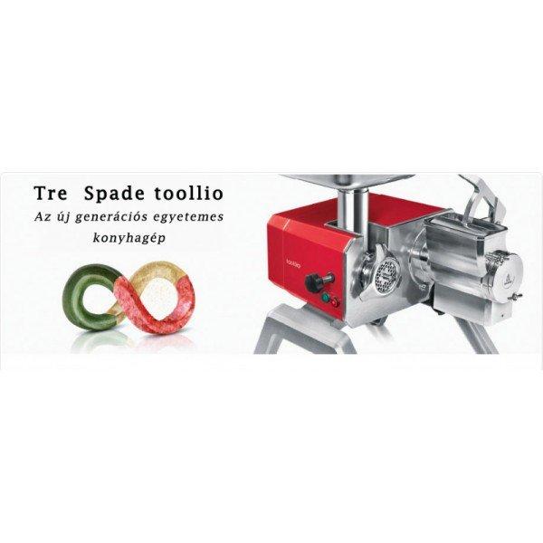 Tre Spade Toollio Universal Kitchen Machine Universal kitchen machine