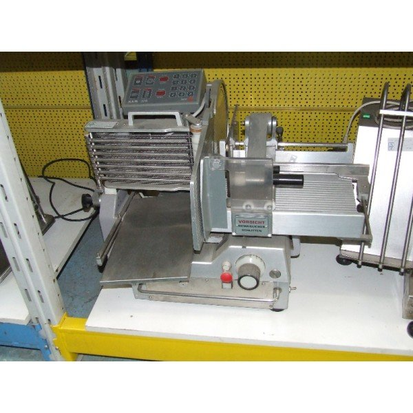 Kuchler Electronics S.A.M. 328 automatic slicing machine Cold meat slicer
