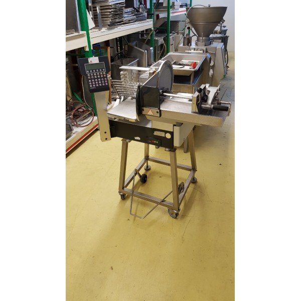 Bizerba A404 Automatic Slicing Machine Cold meat slicer