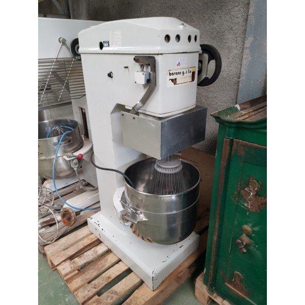 BARANA 60 L spoon Kneading machine