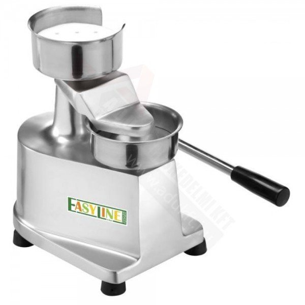 Meat cake former - 100 mm Sausage / Chitterlings filling machine