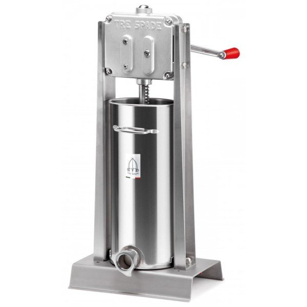 Resistant stainless steel 15 liter pudding / sausage (A509 / 6)  Sausage / Chitterlings filling machine