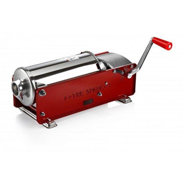 FACEM Tre Spade 5 liters lying painted stuffing / sausage Sausage / Chitterlings filling machine