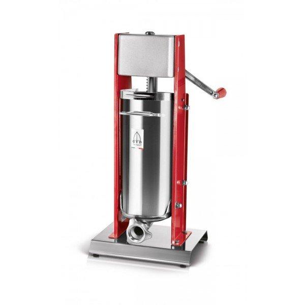 FACEM TreSpade 7 liter painted standing stuffing / sausage Sausage / Chitterlings filling machine