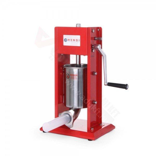 Manual sausage filler - 3 liters Sausage / Chitterlings filling machine