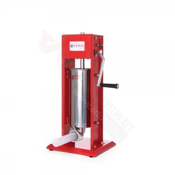 Manual sausage filler - 5 liters Sausage / Chitterlings filling machine