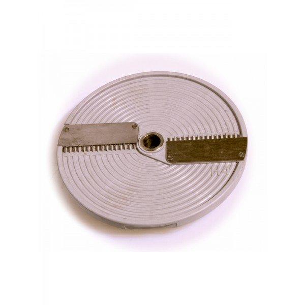 Streaking dial 4x4 mm Vegetable slicer
