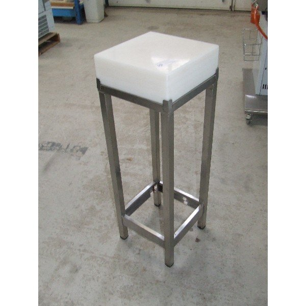 Plastic meat capital stand 30x30 cm  Meat Capital
