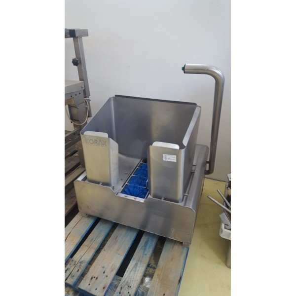 KoraX - One Stop Stainless Steel Boots Meat Machinery / Equipment
