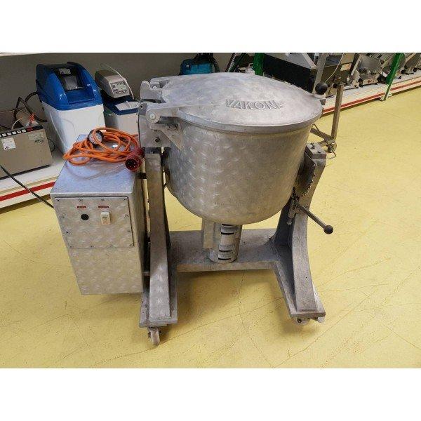 Meat mixer - VAKONA 125 LBC Meat Machinery / Equipment