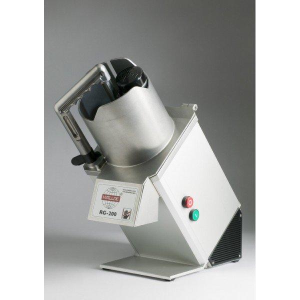 HALLDE RG200 Vegetable slicing machine - 420Kg / hour Vegetable slicer machine