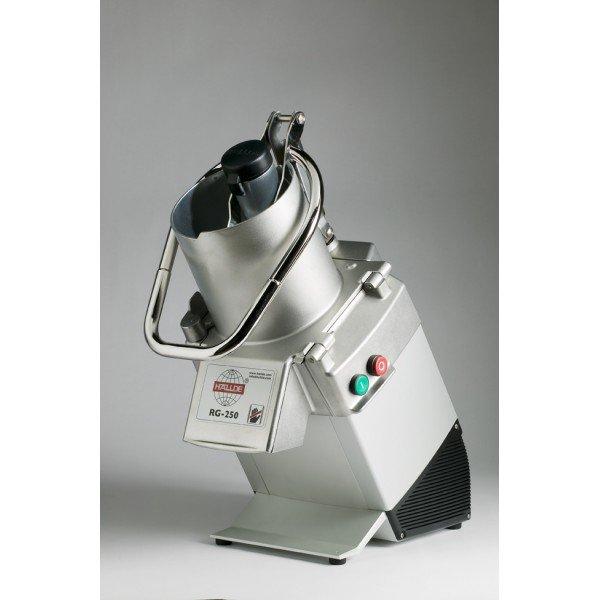 HALLDE RG250 Vegetable slicing machine - 480Kg / h Vegetable slicer machine