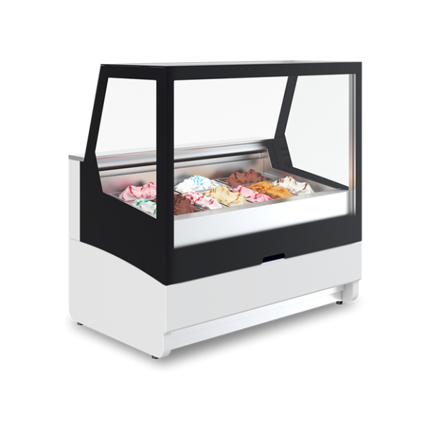 Igloo Innova Ice - ice cream counter - max 10 jars Ice cream counters