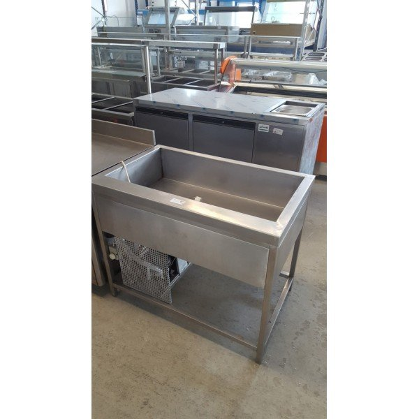 Cold lectern 3 GN 1 / 1-200 Cooling racks