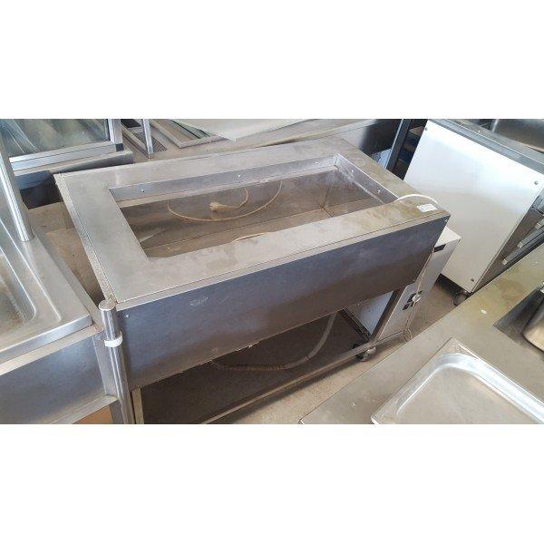 Cold lectern Cooling racks